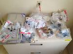 Lot: 16 - Appliance Parts: Defrost Timer, Switches, Filter