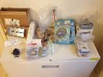 Lot: 26 - Electrical and Plumbing Parts: Switch, Start Kit