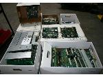 Lot: 39.AUSTIN - (Apporx 225) Motherboards, TV, Money Counter, Printer<BR><span style=color:red>THIS IS A RESTRICTED AUCTION</span>
