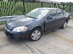 Lot: 1705639 - 2007 Chevrolet Impala - KEY* - STARTS