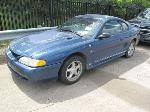 Lot: 1705767 - 1998 Ford Mustang - KEY*