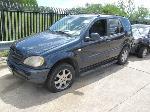 Lot: 1705903 - 1999 Mercedes-Benz ML430 SUV - KEY*