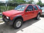 Lot: 1706078 - 1995 Honda Passport SUV - KEY* - DEMOLISH