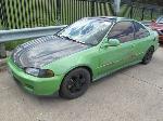 Lot: 1706194 - 1995 Honda Civic - KEY* - STARTS