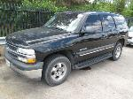 Lot: 1706439 - 2003 Chevrolet Tahoe SUV