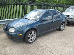 Lot: 1706467 - 2001 Volkswagen Jetta - KEY* - STARTS