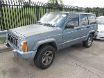 Lot: 1706489 - 1998 Jeep Cherokee SUV - KEY* - STARTS