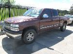 Lot: 1706517 - 2000 Chevrolet Silverado 1500 Pickup