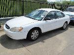 Lot: 1706562 - 2002 Ford Taurus