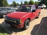 Lot: 16-3876 - 1995 Chevrolet S10 Pickup