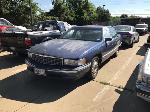 Lot: 17-0343 - 1996 Cadillac Deville