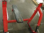 Lot: 5171 - WEIGHT LIFTING BENCH