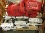 Lot: 5179 - PALLET OF SEWING MACHINES AND CPR DOLLS