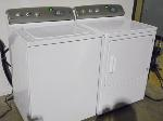 Lot: A5538 - Working GE Profile Washer Dryer Set