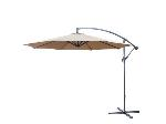 Lot: A5547 - Like New Offset Backyard Patio Umbrella