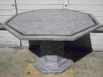 Lot: A5554 - Outdoor Stone Table