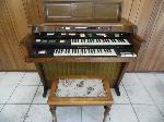 Lot: A5556 - Working Hammond Phoenix Organ