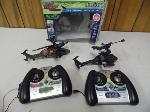 Lot: A5562 - Like New Black Ops Remote Control Helicopters