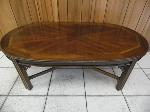 Lot: A5564 - Lane Furniture Oak Wood Coffee Table