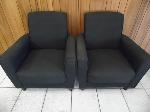 Lot: A5568 - Twin Dwell Home Accent Sofa Chairs