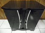 Lot: A5570 - Black End Table Cabinet