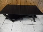 Lot: A5575 - Black Coffee Table