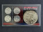 Lot: 2494 - WALKING LIBERTY HALF DOLLAR COLLECTION