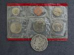 Lot: 2498 - 1889-O MORGAN DOLLAR & PART OF 1979 MINT SET