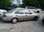 Lot: 09 - 1998 Toyota Corolla Sedan