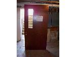Lot: BH100 - HEAVY DUTY USED WOOD DOOR