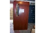 Lot: BH102 - HEAVY DUTY USED WOOD DOOR