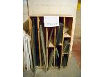 Lot: BH108 - CABINET with (40+) GLASS PANES