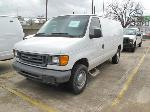 Lot: 3912.JEFFERSON - 2006 FORD E250 VAN