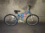 Lot: 138 - Blue Kent Mountain Bike