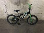 Lot: 139 - Black/Green Mongoose WildCard Bicycle