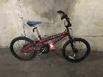 Lot: 144 - Red/Black Falcon Schwinn Bicycle