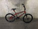 Lot: 145 - Red/Black Huffy Bicycle