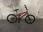 Lot: 150 - Red Bicycle
