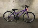 Lot: 152 - Purple Huffy Bicycle
