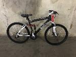Lot: 156 - Black/White/Red Genesis Mountain Bike