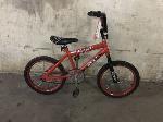 Lot: 159 - Red Rocket Bicycle