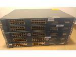 Lot: 108 - (5) Cisco 3524 24 port switches