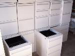 Lot: 09 - Cubicles, Desks, Lighting & File Drawers