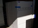 Lot: 11 - (4) File Shelves