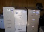 Lot: 14 - (6) File Cabinets