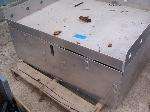 Lot: 24 - Aluminum Truck Vault