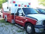 Lot: 28 - 2006 Ford F350 Ambulance