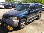 Lot: 80392 - 2002 Ford Escape SUV