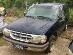 Lot: 80399 - 1996 Ford Explorer SUV