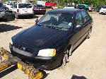 Lot: 80444 - 2002 Hyundai Accent
